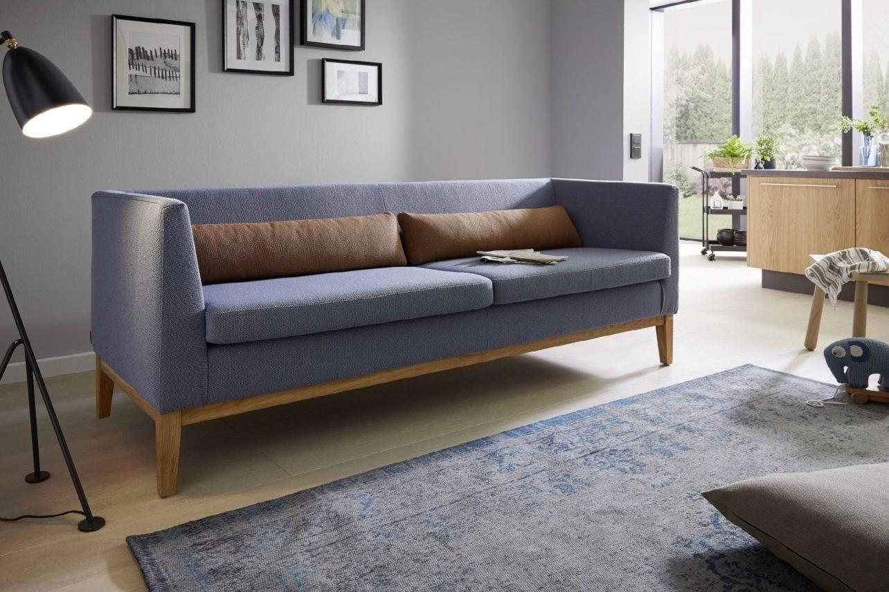 Küchensofa/Dining Sofa Pico in Blau